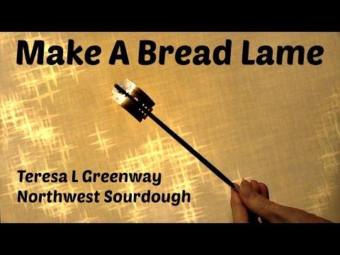 DIY - Make Your Own Bread Lame -Dough Scoring ToolKaynak: YouTube · Süre: 1 dakika7 saniye