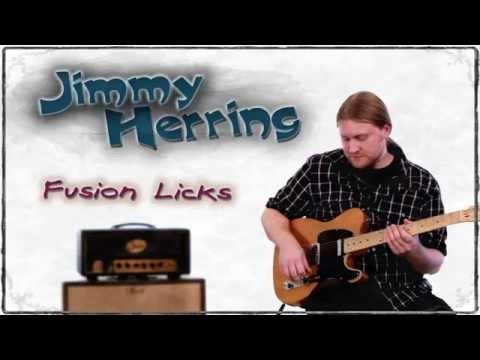 Outside Fusion Pentatonic Lick - Jimmy Herring - Guitar Lesson - GuitarBreakdown - Blues Scale