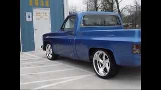 My 1983 Chevy Truck  c10 New rims