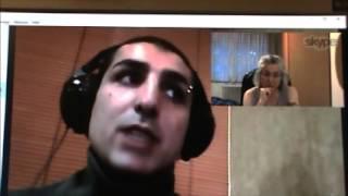 مصاحبه زیبا ناوک با یک گی ایرانی Gay