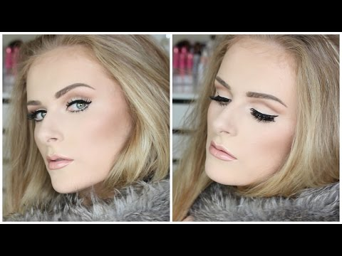 Adele Inspired Makeup Tutorial!
