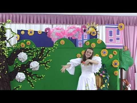 Кукольный театр  Карнавал. сказка Умное дерево