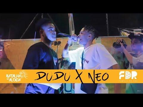 Dudu (ES) x Neo (RJ) | Eliminatórias - Grupo F | Duelo De MCs Nacional | RJ