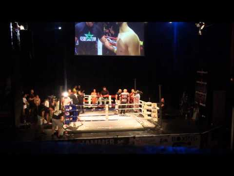 Zec+ Fighter Ottman Azaitar vs. Patrick Talmon