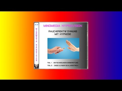 Hypnose MP3 - Raucherentwöhnung