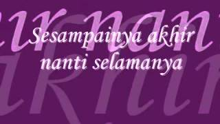 Tentang Rasa - Astrid With Lyrics (OST Vanilla Coklat)