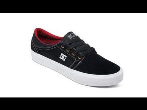 66eedb0c DC Trase S Skate Shoes - Review - The-House.com - YouTube