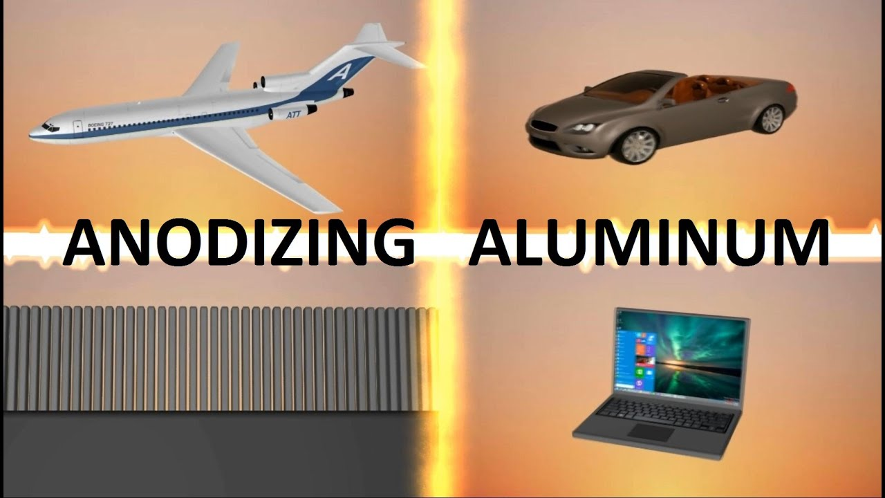 How to anodize aluminum diy corrosion prevention methods youtube solutioingenieria Choice Image