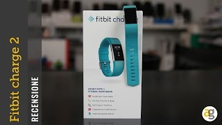 RECENSIONE Fitbit Charge 2
