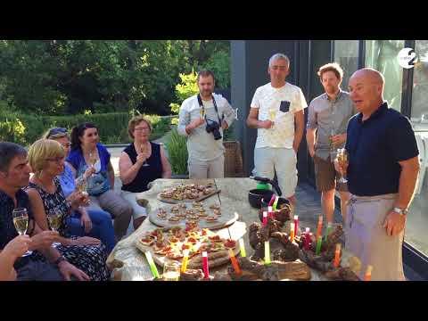 Radio 2 op reis in Zuid-Afrika: te gast bij Piet Huysentruyt