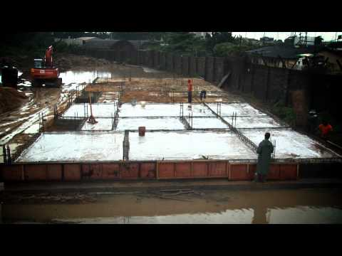 Construction of Harbor Point Town Homes (Ijora)