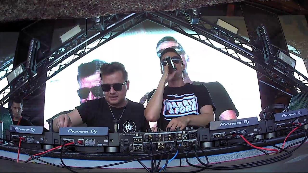 Harris & Ford LIVE from NOA Beach Club (Austria Goes Zrce 2021)