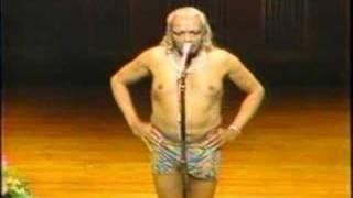 BKS Iyengar pranayama