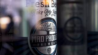 Mad Paddle Brewery Madison Indiana