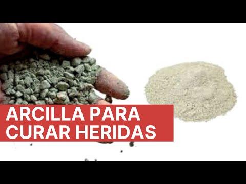 Arcilla, su poder curativo. Curative powers of clay. EcoDaisy