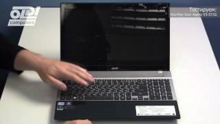 видео Обзор ноутбука Acer Aspire V3-571G. Мобильный универсал
