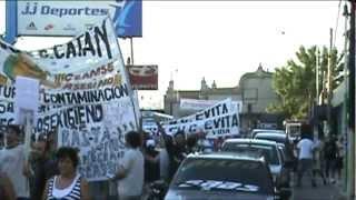Vecinos autoconvocados de Gonzalez Catan