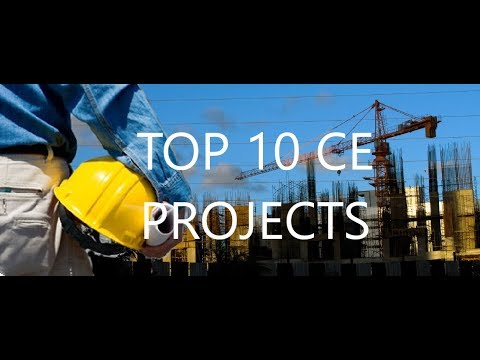 Top 10 Civil Engineering Projects | Latest - YouTube Great Civil Engineering Projects