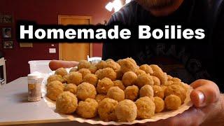 How to Make Boilies for Carp Fishing - Home Made Carp Bait