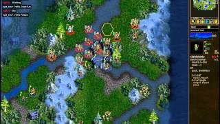 Solymos Hun Vs Plk2 - Orcs Vs Elves - Replay Of Battle For Wesnoth Ladder