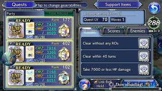[DFFOO Event] Another Realm [Co-op]
