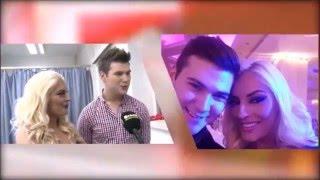 Gorana Babic i Marko Gacic - Intervju - U Korak Sa - (TV Grand 07.02.2016.) thumbnail