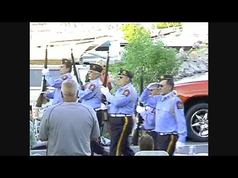 Rouses Point Parade  7-6-08