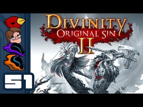 Let's Play Divinity: Original Sin 2 [Multiplayer] - Part 51 - Vengeance!