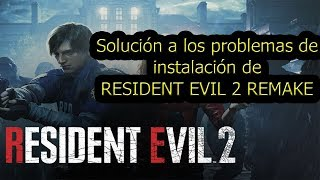 How To Fix Resident Evil 2 Launch Error - Travel Online