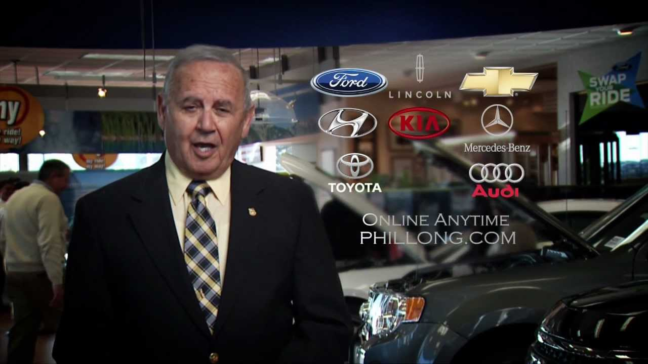 Phil Long Ford Employee Testimonials