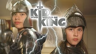 EvanTube in London!!! Special Movie Screening for THE KID WHO WOULD BE KING!