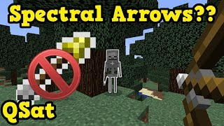 Minecraft Xbox / PE - Where Are Spectral Arrows & New Graphics?