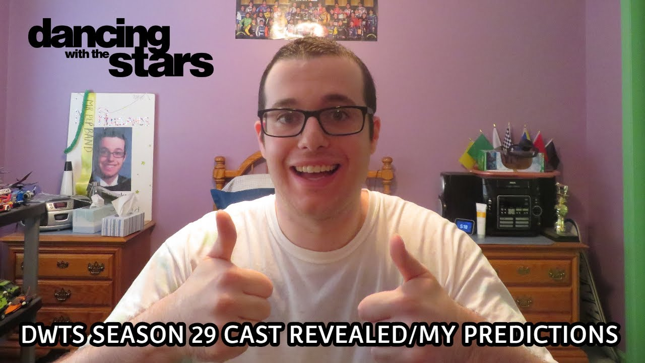 BREAKING: DWTS Season 29 Cast Revealed ...