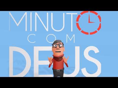 O poder das suas palavras - Minuto com Deus Animações