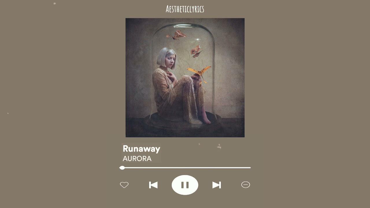 AURORA - Runaway || slowed / male version - YouTube