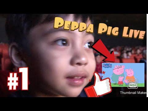 Peppa Pig Live in Manila