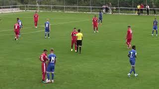 U17 Jhg2003 TSG 1899 Hoffenheim - 1. FSV Mainz 05 3:0; B-Junioren-Bundesliga Süd Südwest 17.08.19