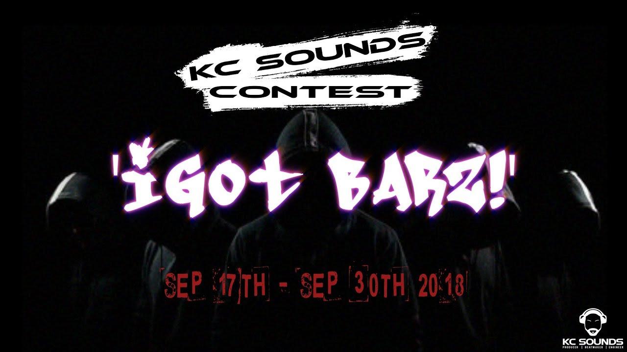 KC Sounds 'iGot Barz' Contest 2018 Overview | Artist Contest