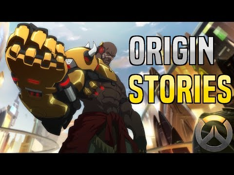 Thumbnail: Overwatch: Origin Stories | Newest To Oldest HD