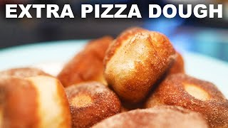 Five things to do with extra pizza dough