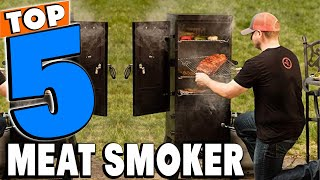 Best Meat Smoker Reviews 2021   Best Budget Meat Smokers (Buying Guide)