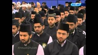 Hai Shukre Rabbe - Jamia Convocation - Nazam 2015 - Murtaza Mannan