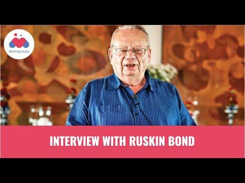 Conversations with Ruskin Bond