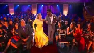 Jodie Sweetin & Keo Motsepe- Quickstep