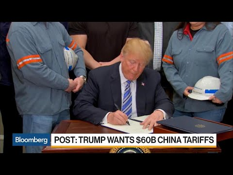 Over 40 Business Groups Sound Alarm Over China Tariffs