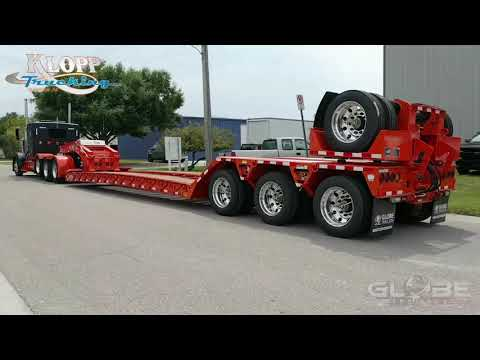 Globe Trailers:  Klopp Trucking  w/ Another  Killer Combo