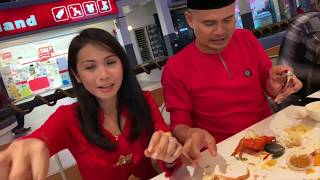 Apa Yang Best Berbuka Puasa di Just Seafood Sunway Giza