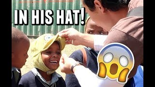 FOUND THIS IN HIS HAT! - August 09, 2017 -  ItsJudysLife Vlogs
