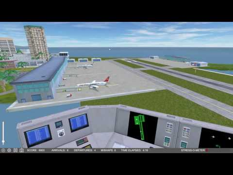 AIRPORT MADNESS 3D Kingston (Jamaica) Gameplay HD