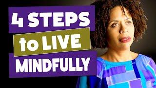 How Mindfulness Helps Stress - 4 Ways to Do It